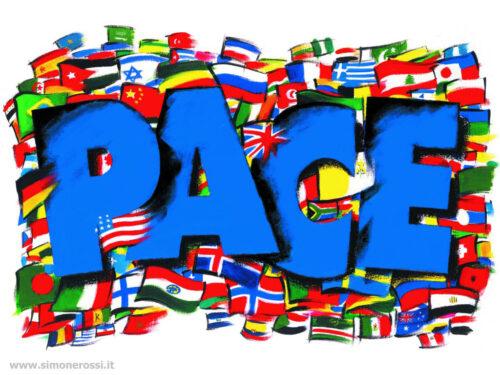 Un minuto per la pace…